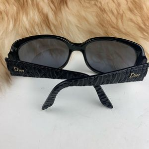 Christian Dior Black Sunglasses